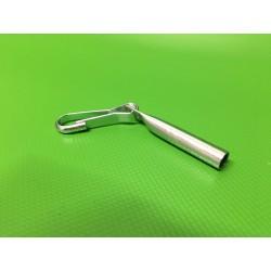 Seilendverschluss mit Simplexhaken 8mm